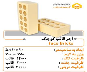 آجرقالب کوچک اصفهان فتاحی