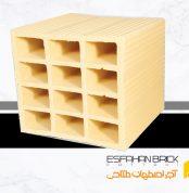 آجر سفال 40*20*20 اصفهان